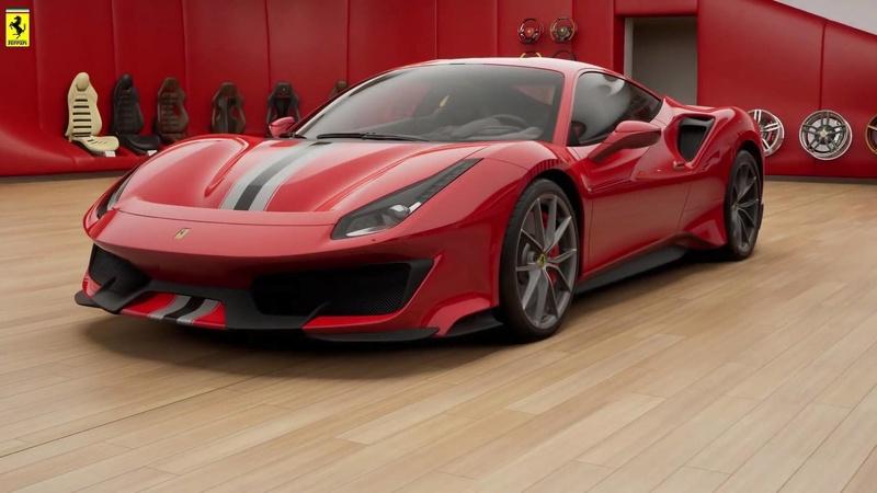 2018 - [Ferrari] 488 Pista - Page 6 96671910