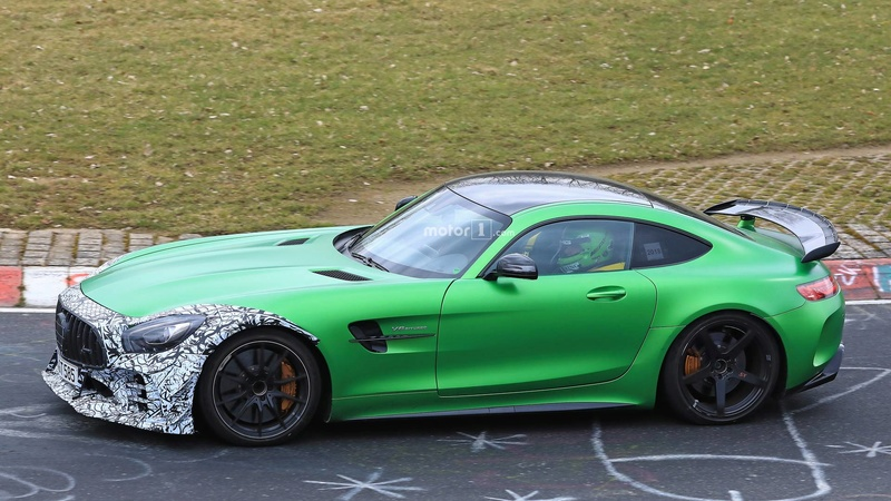 2014 - [Mercedes-AMG] GT [C190] - Page 30 96944310