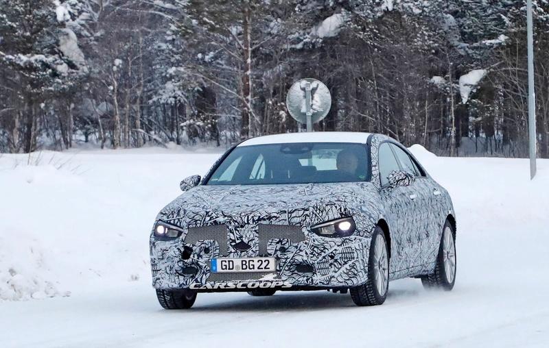 2019 - [Mercedes-Benz] CLA II 97006a10
