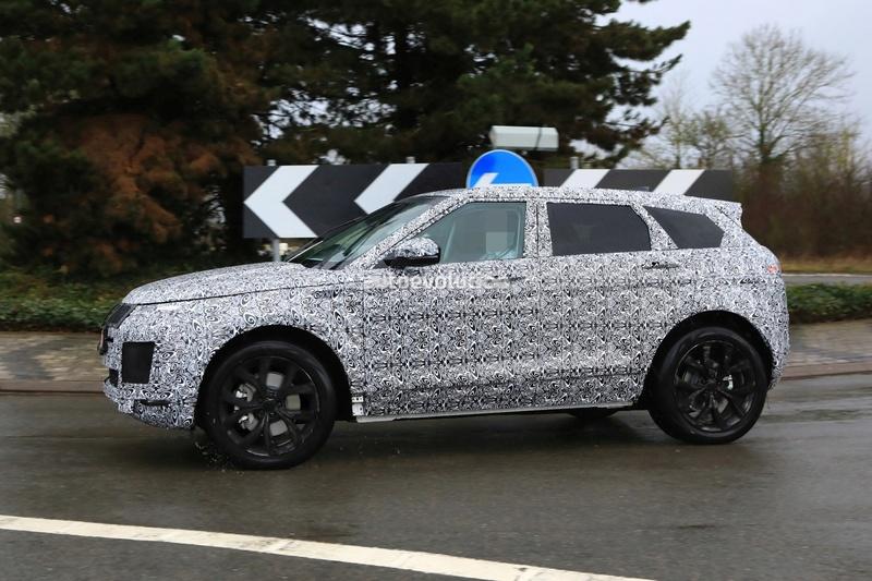 2018 - [Land Rover] Range Rover Evoque II 974e1f10