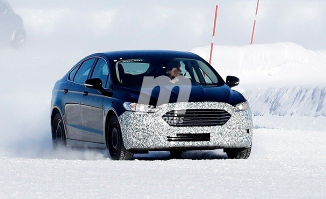 2018 - [Ford] Mondeo/Fusion V 979d2810
