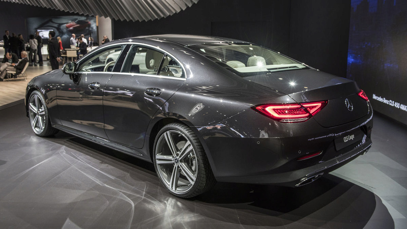 2018 - [Mercedes] CLS III  - Page 6 979f0f10