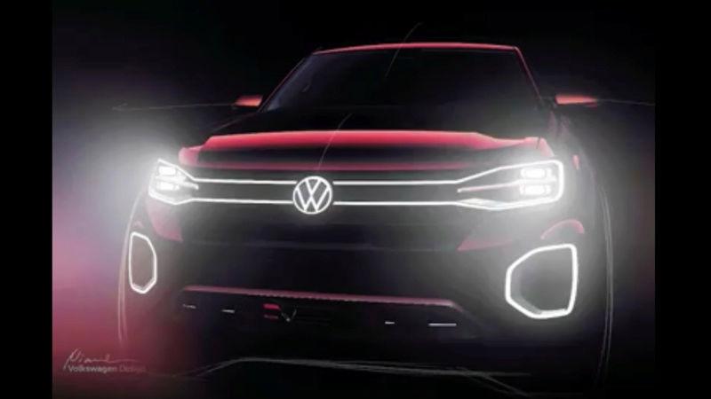 2018 - [Volkswagen] Atlas Tanoak concept 9807eb10