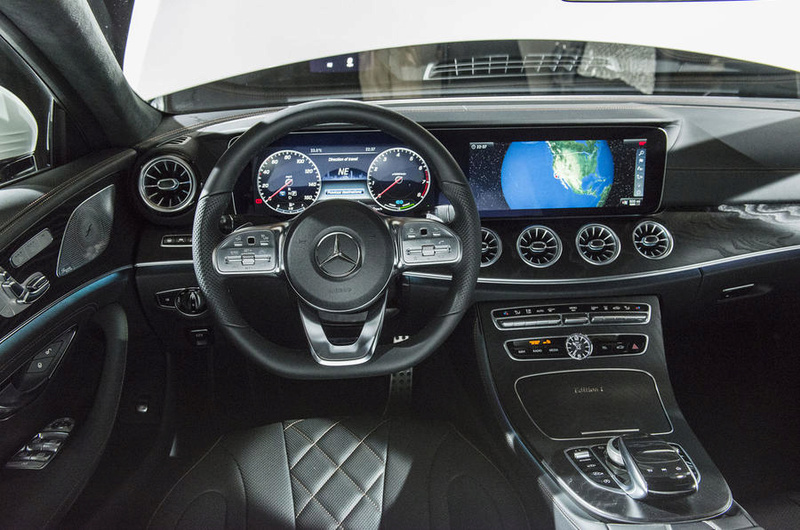 2018 - [Mercedes] CLS III  - Page 5 9849fe10