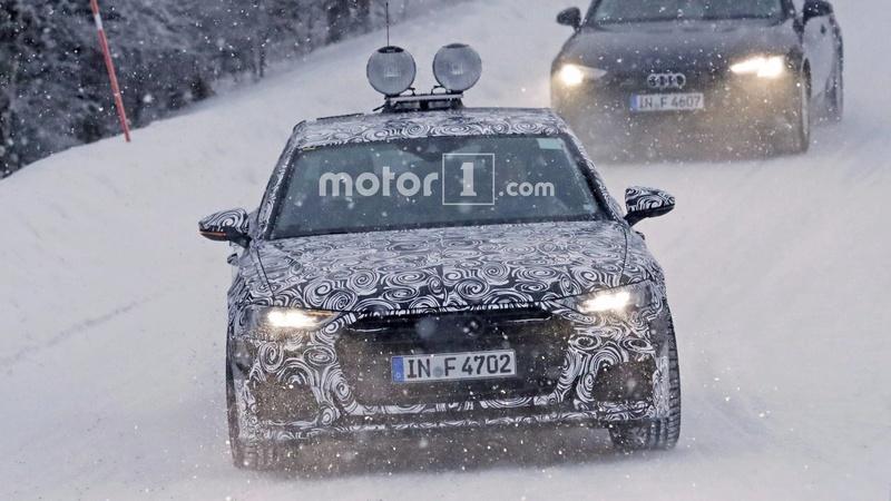 2017 - [Audi] A6 Berline & Avant [C8] - Page 4 9887aa10
