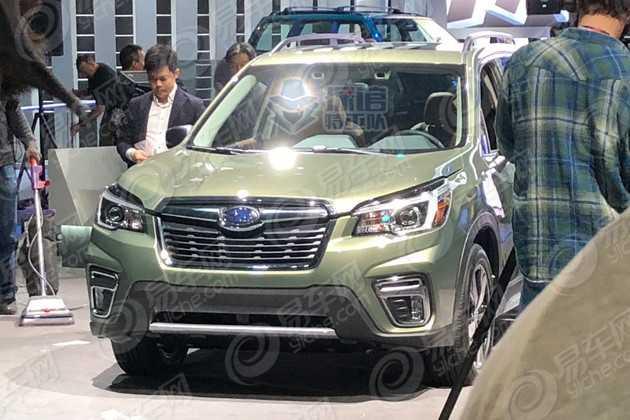 2018 - [Subaru] Forester 98925a10