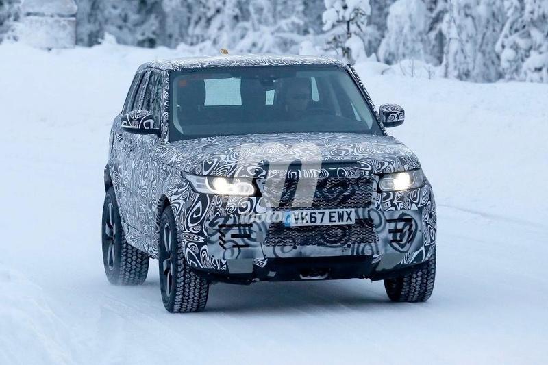 2018 - [Land Rover] Defender [L663] - Page 4 98a0e310