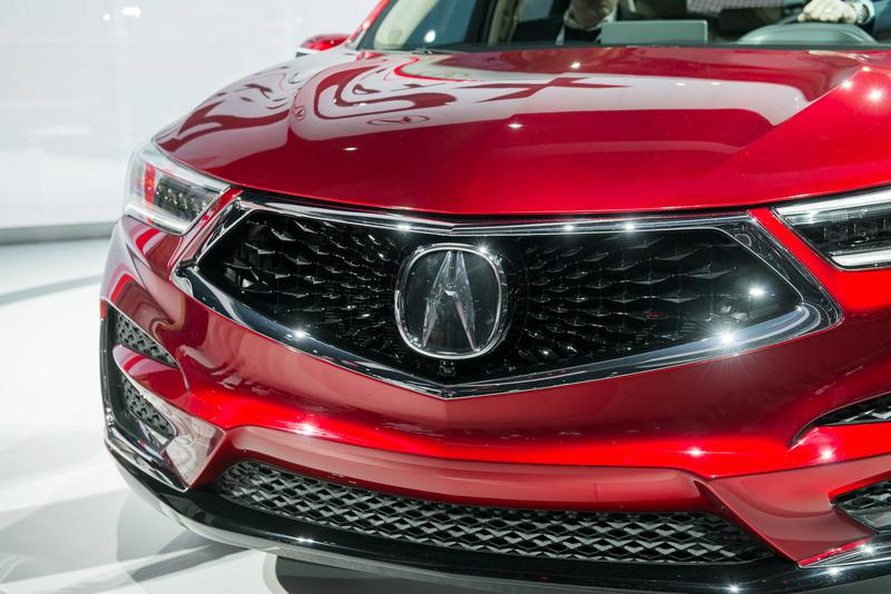 2018- [Acura] RDX 993d4d10