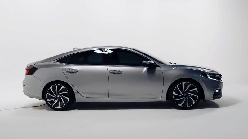 2018 - [Honda] Insight III 99443610