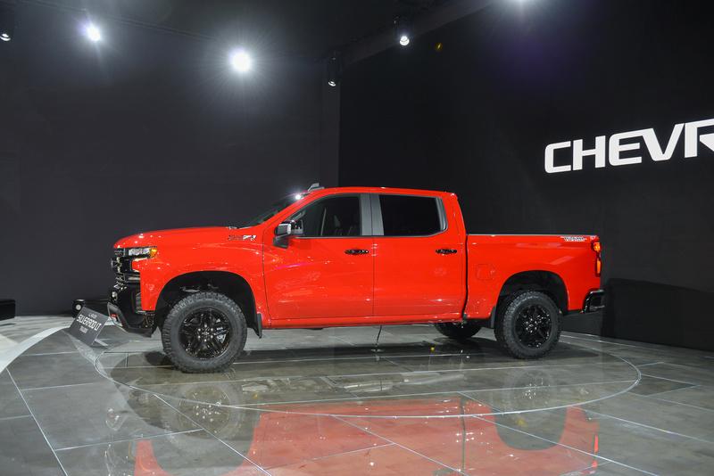 2018 - [Chevrolet / GMC] Silverado / Sierra 994fe510