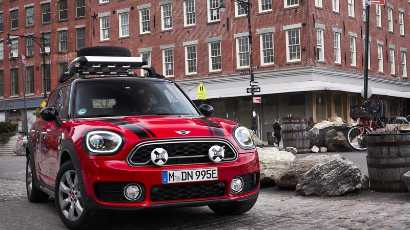 2016 - [Mini] Countryman II [F60] - Page 11 99516a10