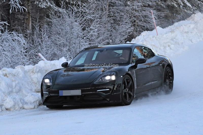 2019 - [Porsche] Taycan [J1] - Page 2 99530010