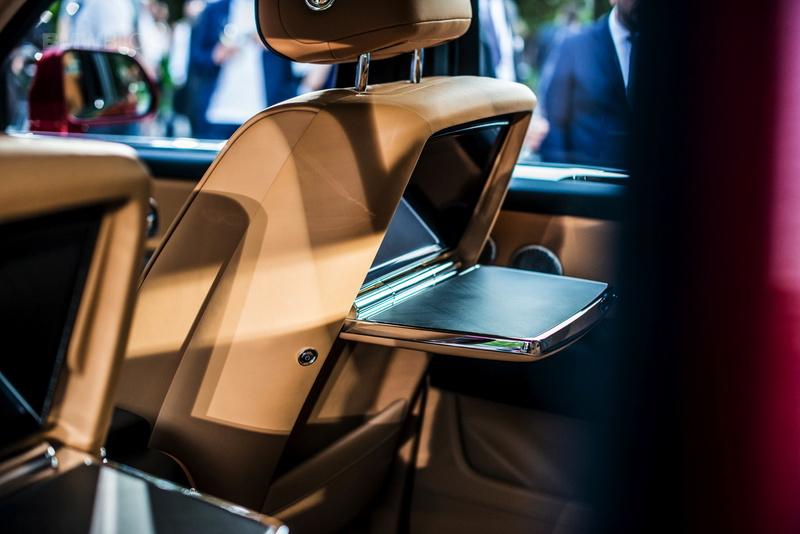 2017 - [Rolls-Royce] SUV Cullinan - Page 15 996a1210