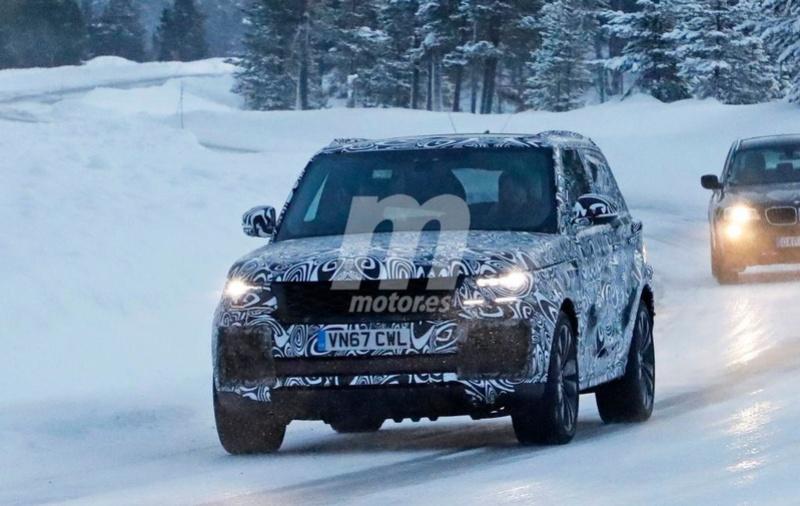 2019 - [Land Rover] Range Rover SV Coupé  99a74b10