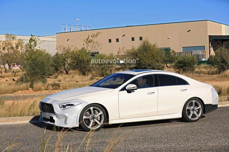 2018 - [Mercedes] CLS III  - Page 4 99c64810