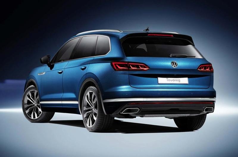 2018 - [Volkswagen] Touareg III - Page 8 99c96910