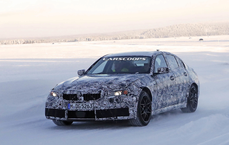 2019 - [BMW] M3/M4 99d6b510