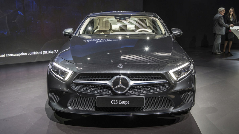 2018 - [Mercedes] CLS III  - Page 6 9a6aaa10