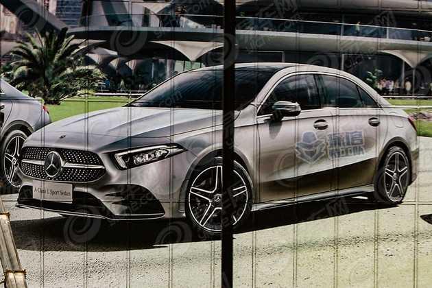 2018 - [Mercedes-Benz] Classe A Sedan - Page 3 9b4ccc10