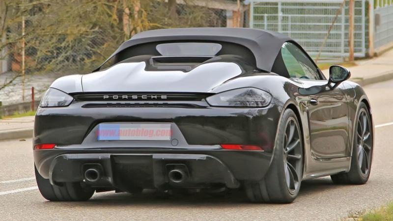 2016 - [Porsche] 718 Boxster & 718 Cayman [982] - Page 6 9ba1aa10