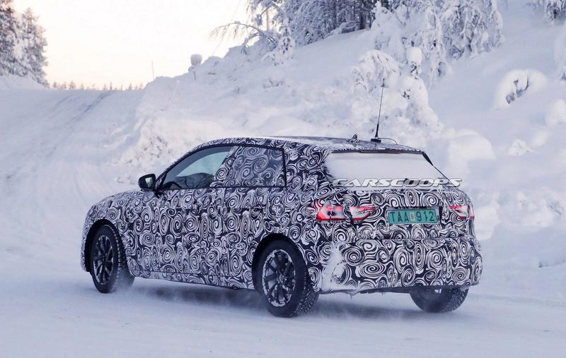 2018 - [Audi] A1 Sportback II - Page 4 9c33dd10
