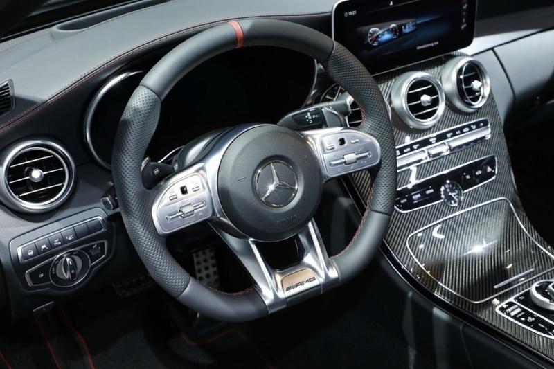 2018 - [Mercedes] Classe C Restylée [W205/S205] - Page 4 9c507410