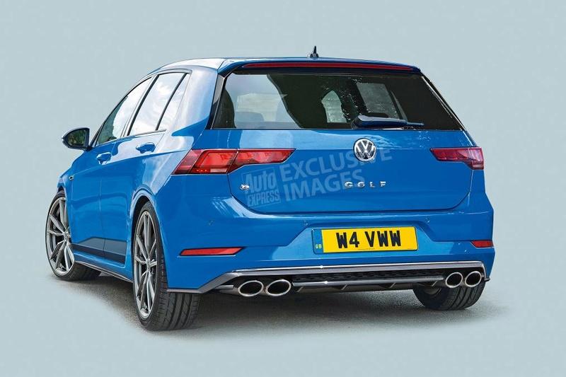 2020 - [Volkswagen] Golf VIII - Page 9 9c8d2810