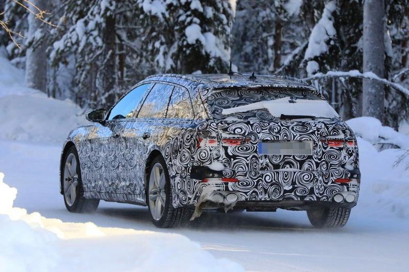 2017 - [Audi] A6 Berline & Avant [C8] - Page 5 9c985c10
