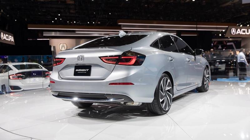 2018 - [Honda] Insight III 9cc30310