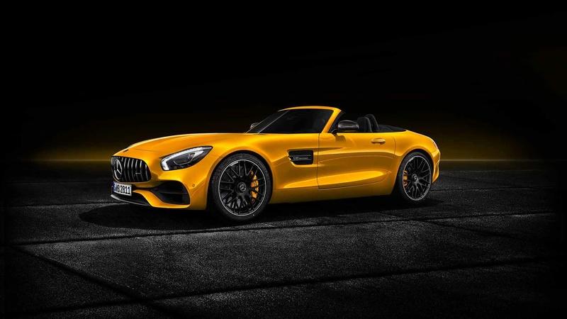 2014 - [Mercedes-AMG] GT [C190] - Page 30 9d899a10