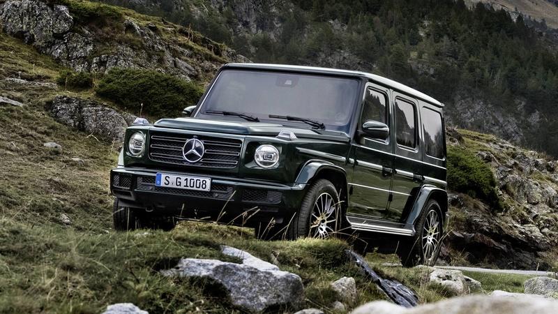 2017 - [Mercedes-Benz] Classe G II - Page 7 9df3a210