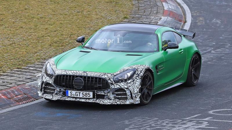 2014 - [Mercedes-AMG] GT [C190] - Page 30 9e1cc110