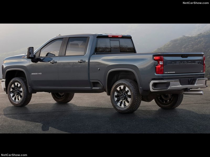 2018 - [Chevrolet / GMC] Silverado / Sierra - Page 2 9e215d10