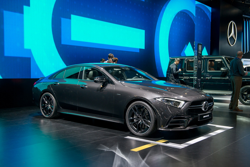 2018 - [Mercedes] CLS III  - Page 6 9e4f8010
