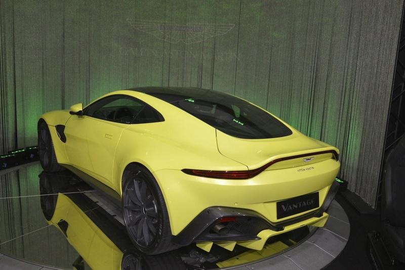 2017 - [Aston Martin] Vantage - Page 3 9e904410