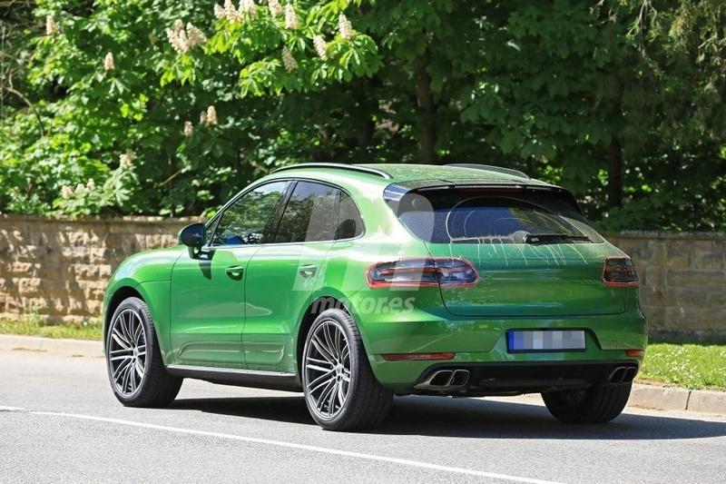 2018 - [Porsche] Macan Restylée [95B] - Page 2 9eed5610