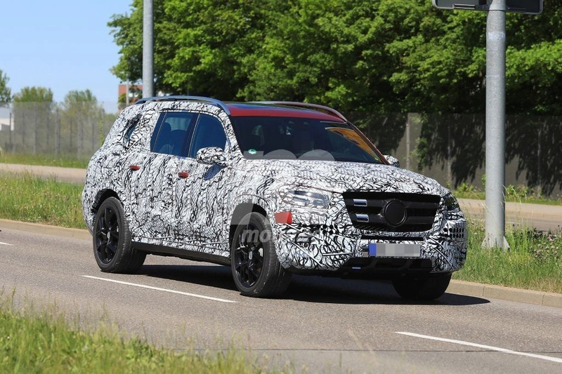 2018 - [Mercedes] GLS II - Page 3 9fe2f510