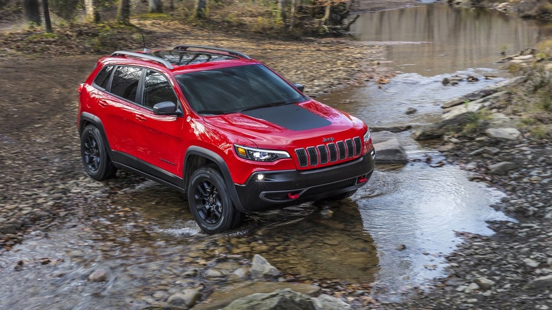 2016 - [Jeep] Cherokee restylé - Page 2 A13cc410