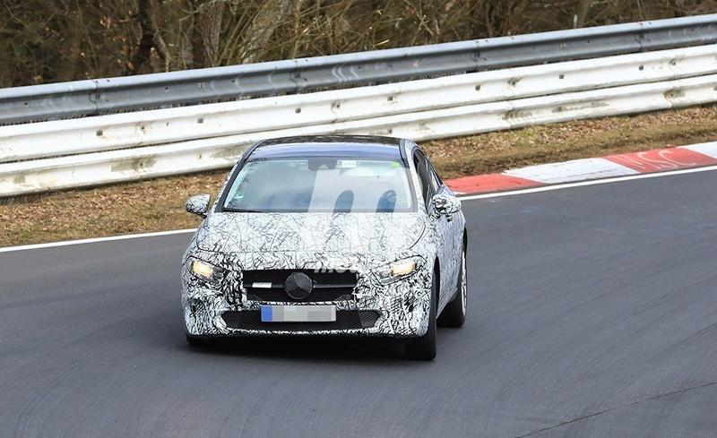 2018 - [Mercedes-Benz] Classe A Sedan - Page 3 A14bd210