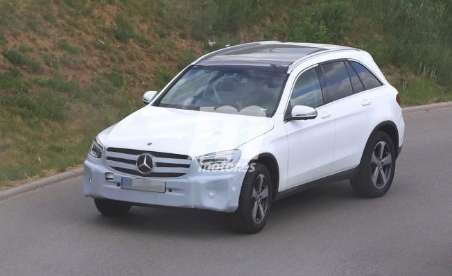 2018 - [Mercedes-Benz] GLC/GLC Coupé restylés A1aae710