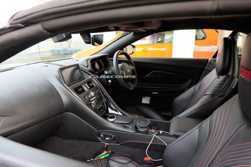 2019 - [Aston Martin] DBS Superleggera A1c0a210