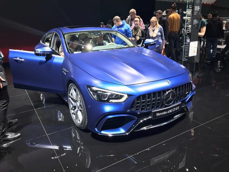 2018 - (Suisse) Salon de l'Automobile de Genève - Page 6 A2bc2e10