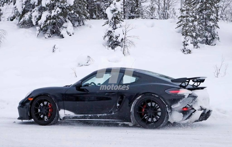 2016 - [Porsche] 718 Boxster & 718 Cayman [982] - Page 6 A2f12710