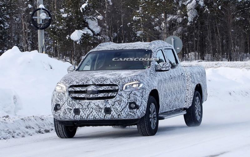 2017 - [Mercedes] Classe X Pickup - Page 5 A2f92210