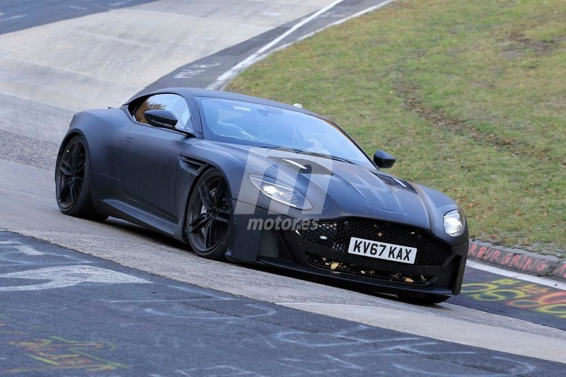 2019 - [Aston Martin] DBS Superleggera A3206b10