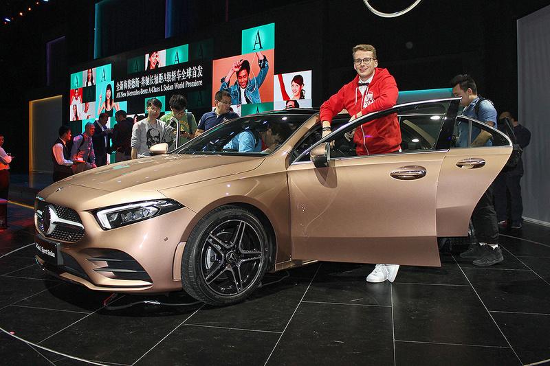 2018 - [Mercedes-Benz] Classe A Sedan - Page 4 A3c20e10
