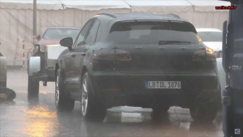 2018 - [Porsche] Macan Restylée [95B] A420d410