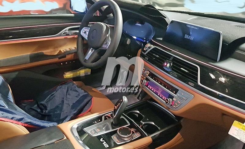 2019 - [BMW] Série 7 restylée  A45a7910