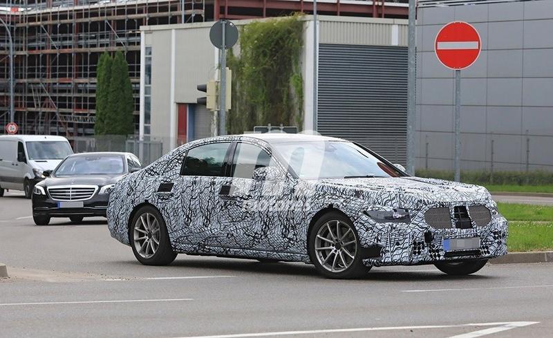 2020 - [Mercedes-Benz] Classe S A499d010