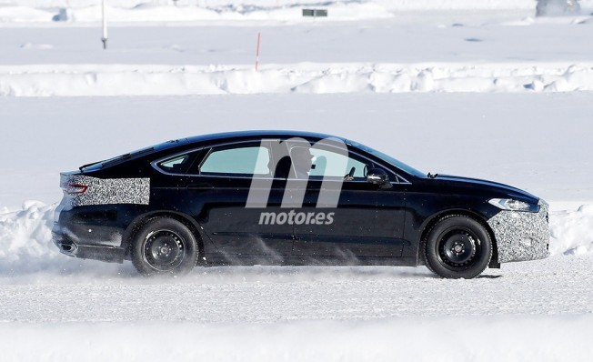 2018 - [Ford] Mondeo/Fusion V A7791910